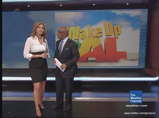 Weather Channel's Sam Champion moving to primetime; Stephanie Abrams joining AMHQ | Radio and TV Talk