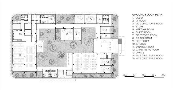 Kientruc O, Oki Hiroyuki · Vas Office Building · Divisare