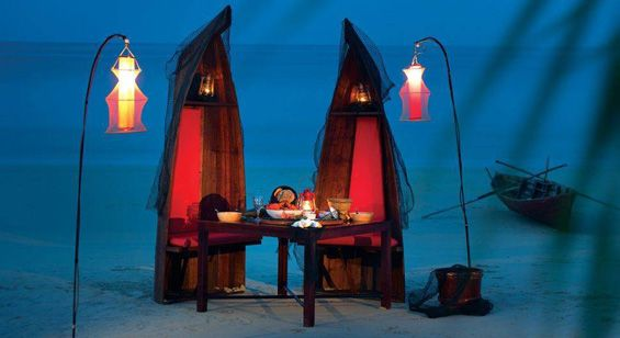 The MOST ROMANTIC RESTAURANTS in the World – 13 PHOTOS