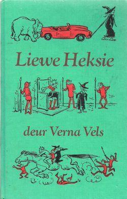 Liewe Heksie..kan jy onthou? Ek het so boek gehad!!! Dink hy le nog iewers in my kamer :)