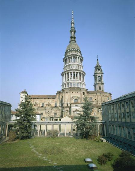 Duomo of Novara - Piemont Italy - #CastelloDalPozzo