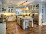 Hamilton Kitchen 3 - contemporary - kitchen - dc metro - by Cameo Kitchens, Inc.