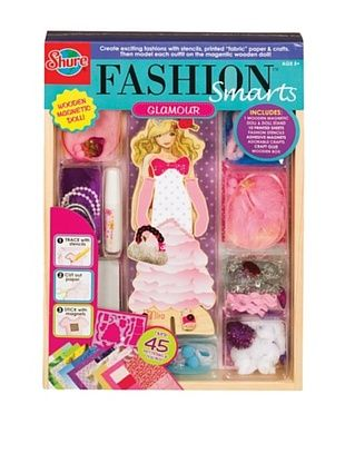 25% OFF T.S. Shure Fashion-A-Belles Glamour Dress-Up Dolls