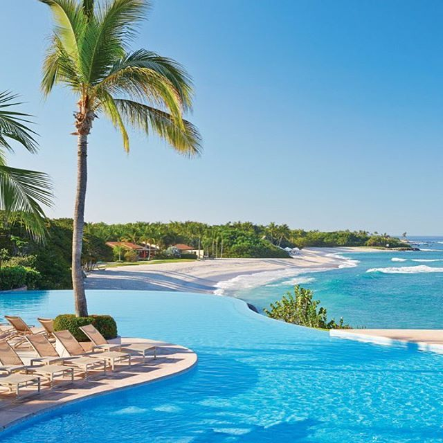 #9 Four Seasons Resort Punta Mita in Mexico