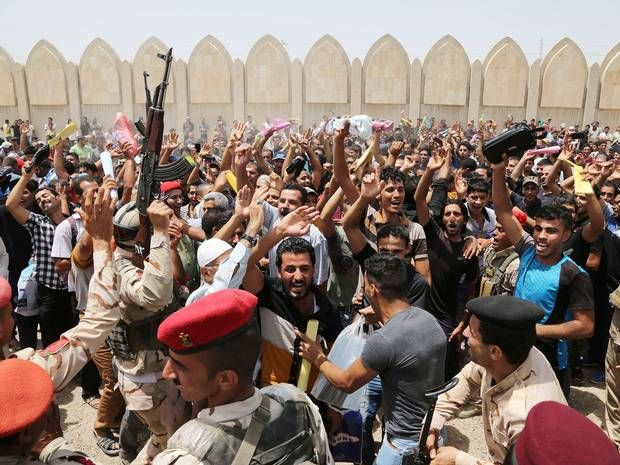 Iraq crisis: Sunni caliphate has been bankrolled by Saudi Arabia