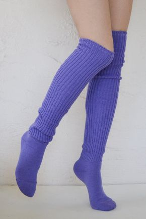 6778b344c8d Tabbisocks SCRUNCHY OVER THE KNEE SOCKS Extremely versatile