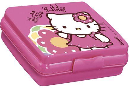 Hello Kitty bamboo -eväsrasia 480cc 4,55 €