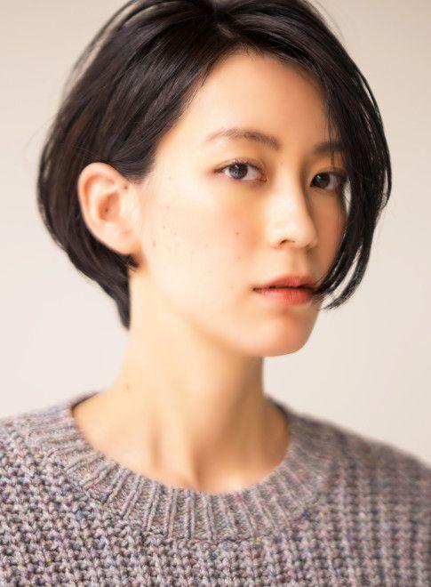 ミニボブ ショートボブ ボブ インナーカラー dydi Natsuko Kodama