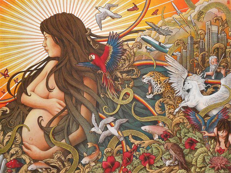 1ro de Agosto día de la Pachamama. La Pachamama o Mama Pacha es el núcleo del sistema de creencias de actuación ecológico-social entre los pueblos originarios de los Andes Centrales de América del Sur.  Gracias Madre tierra por todo lo que nos das.