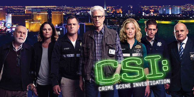 CSI: Las Vegas Casting Call for Attractive Men in Los Angeles