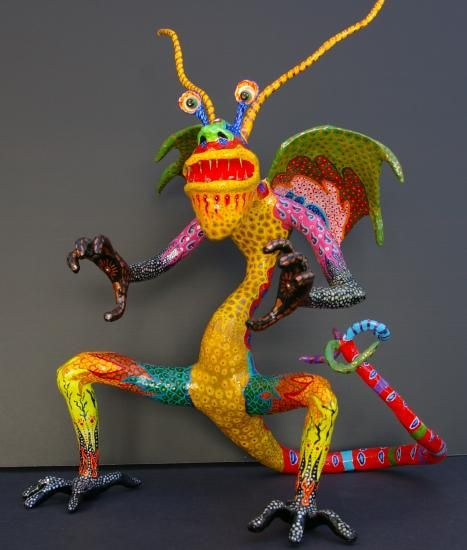 Delicate Monsters: Alebrijes
