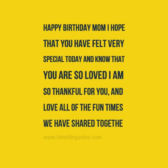 Happy Bday Mom Quotes: 27 Best Quotes Images On Pinterest