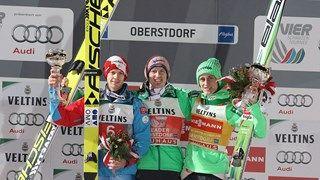 SJ WC Oberstdorf - Competition