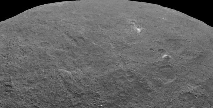 Ceres2, Haveria uma pirâmide gigantesca no planeta anão Ceres???