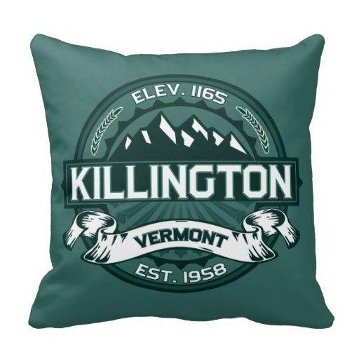 American Home Кровать Наволочка Killington Вермонт Зеленый Наволочки (Размер: 20 на 20) доставка
