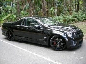 5 Australian Cars That Will Never Land in the United States - http://gearheads.org/5-australian-cars-that-will-never-land-in-the-united-states/ - The Holden Ute SS (really, it is not a photoshopped El Camino)