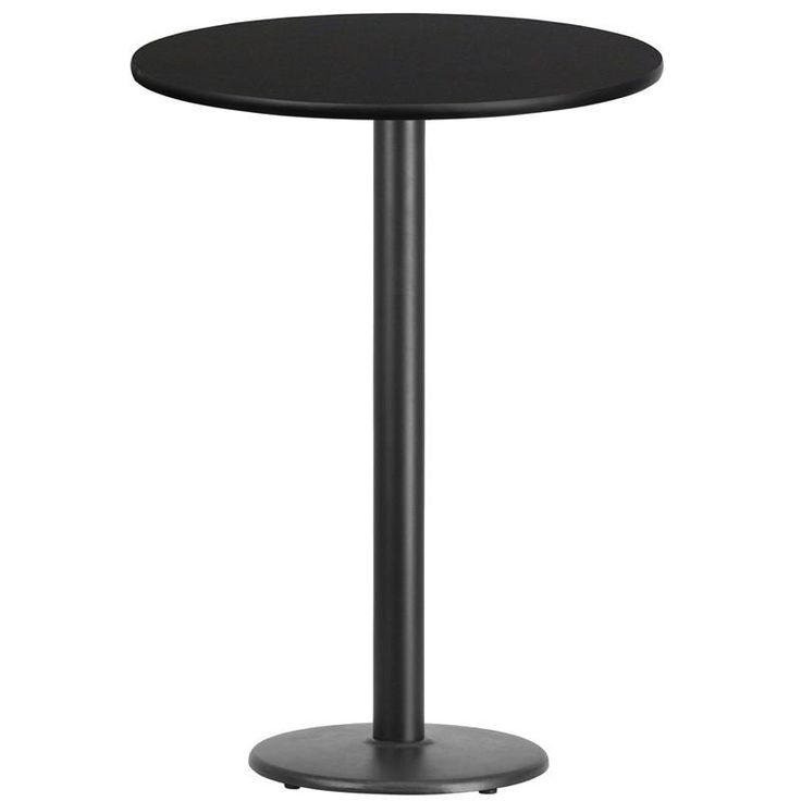 Round Bar Tables | 24 Inch 30 Inch 36 Inch Or 42 Inch Tables