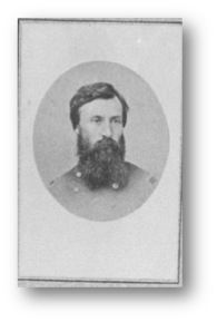 Maj George Washington Hoge, 183rd Ohio Infantry