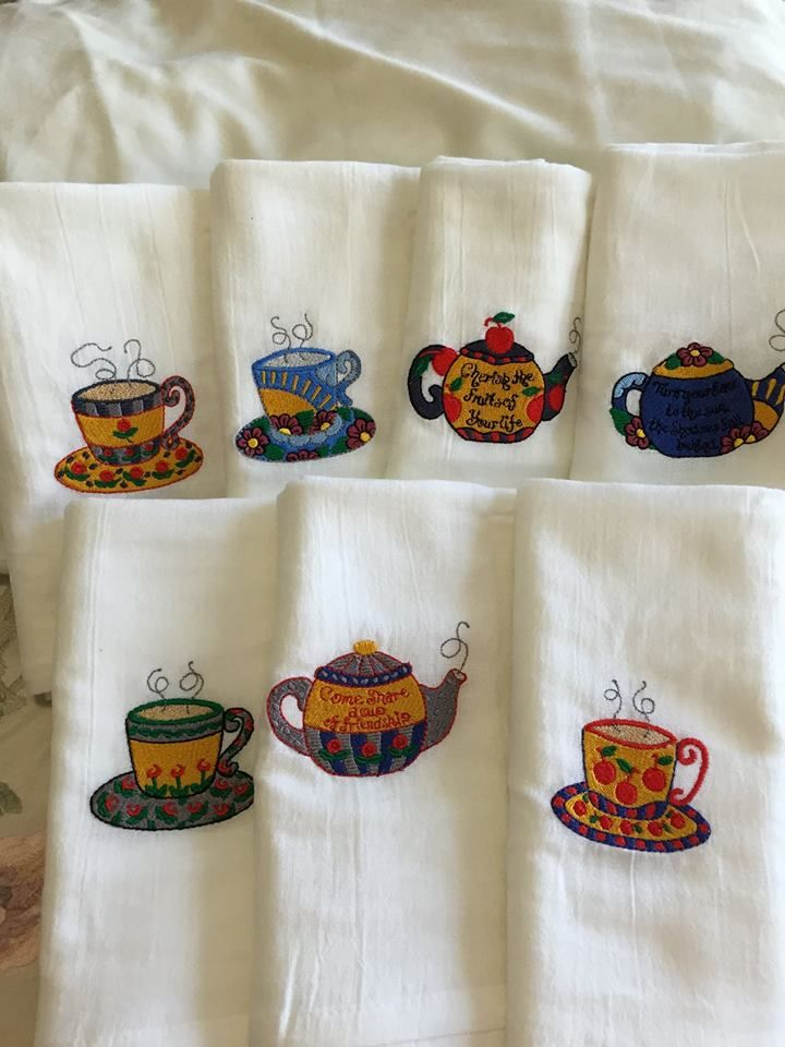 Best images about machine embroidery ideas kitchen on