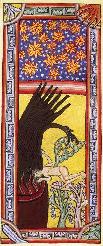 """'The Fall of Adam"""",from Scivias (Know the Ways) 1142-1151,Hildegard von Bingen"""