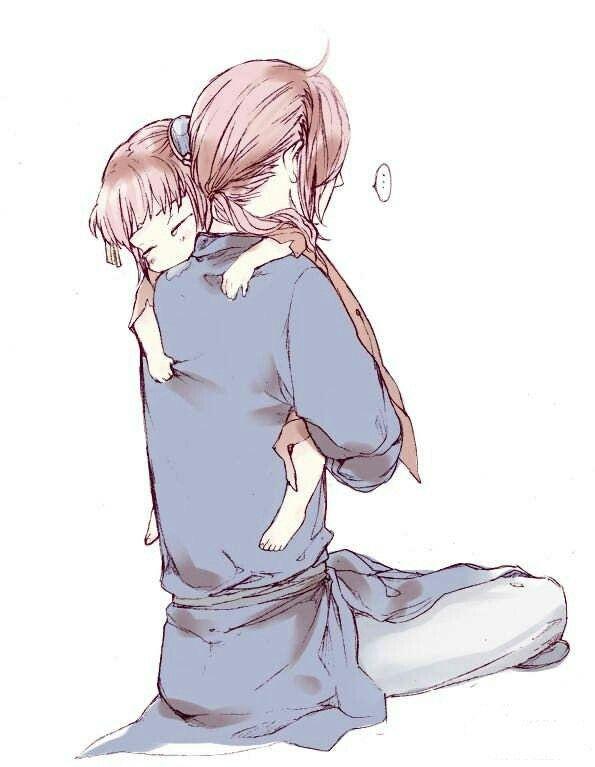 Gintama [★][★][★] Kamui and Kagura