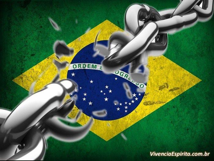 Brasil Hoje por Dr. Inácio Ferreira - Vivência Espírita