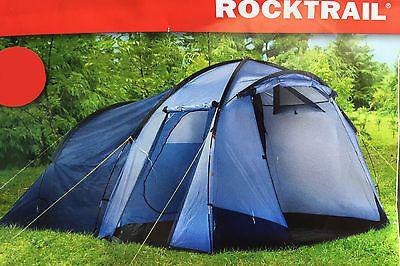 79,99€ 8,4 kg Rocktrail-4-Personen-Grossraumzelt-Familienzelt-Campingzelt-Gruppenzelt