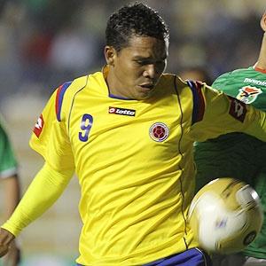 BACCA, Carlos | Forward | Club Brugge (BEL) | @carlos7bacca | Click on photo to view skills