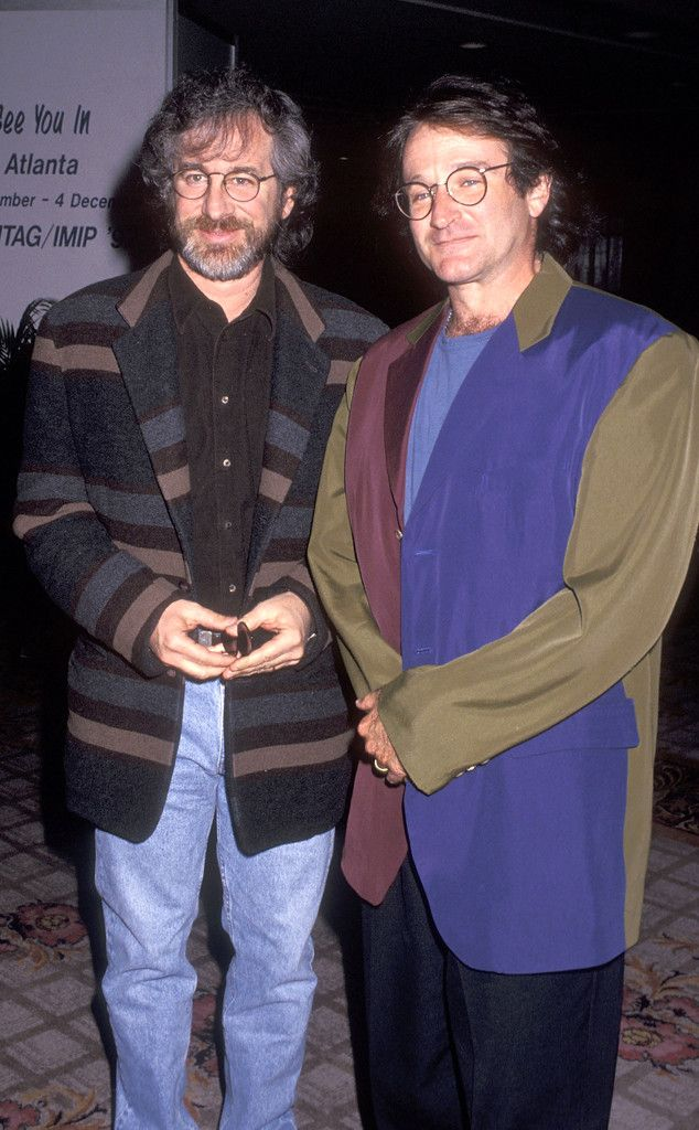 Billy Crystal from Robin Williams' Famous Friends   Robin ...