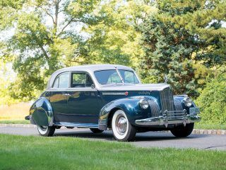 Packard Custom Super Eight One Eighty Sport Brougham – 1941
