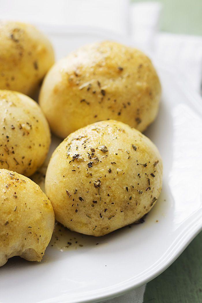 Garlic Parmesan Cheese Bombs