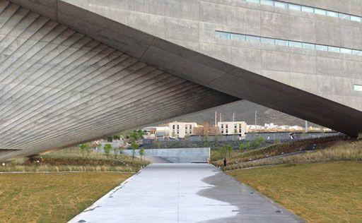 Centro Roberto Garza Sada de Arte, Arquitectura y Diseño de la Universidad de Monterrey / Tadao Ando