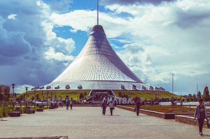Kazakhstan: Surprised by Astana - Born to Wander