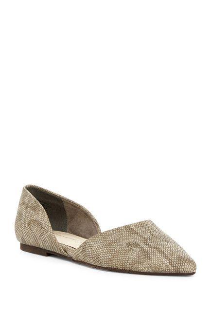BC Footwear | Society Vegan d'Orsay Flat