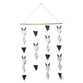Decorative Hanging Mobile - Arrow