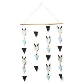 Decorative Hanging Mobile - Arrow