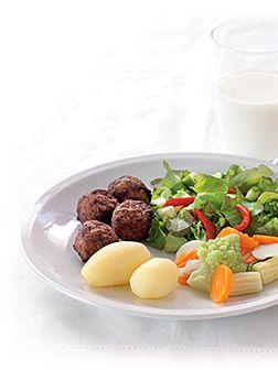 Hiilihydraatit, proteiinit ja rasvat - tarvitset niitä kaikkia