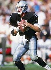 Todd Marinovich Los Angeles Raiders Oakland Raiders Silver and Black