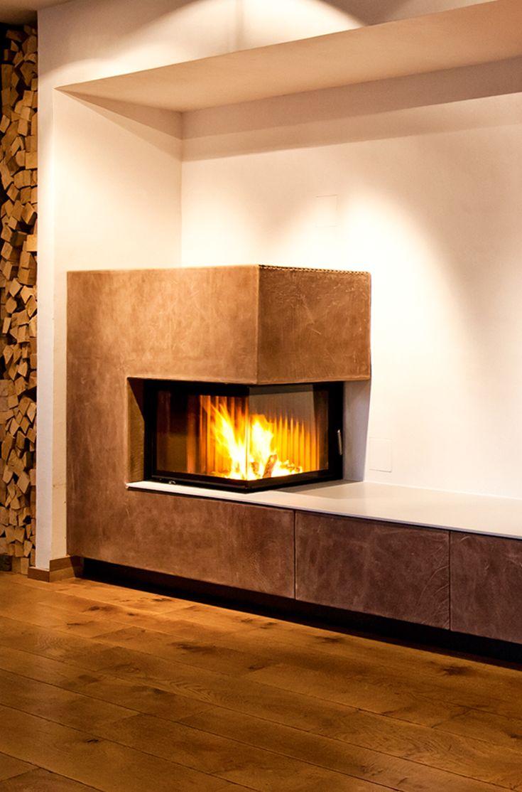 die besten 25 kachelofen modern ideen auf pinterest moderner kamin fen kachelofen und. Black Bedroom Furniture Sets. Home Design Ideas