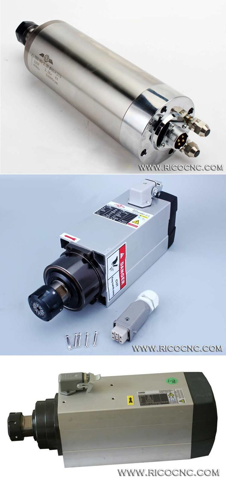12 best spindle motor for cnc routers images on pinterest for Best router motor for cnc