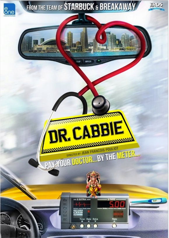 First Look Poster Of Dr Cabbie Movie (2013)