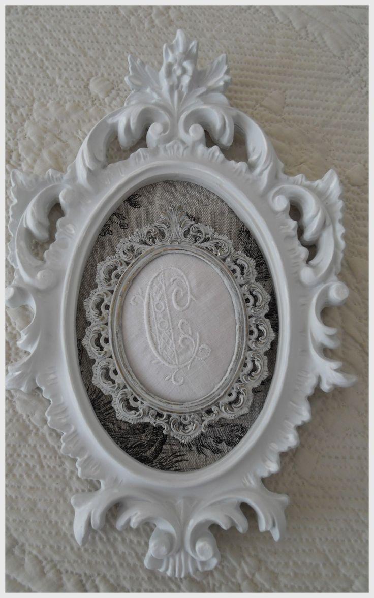 Les 400 meilleures images propos de miroirs et cadres for Encadrement shabby chic
