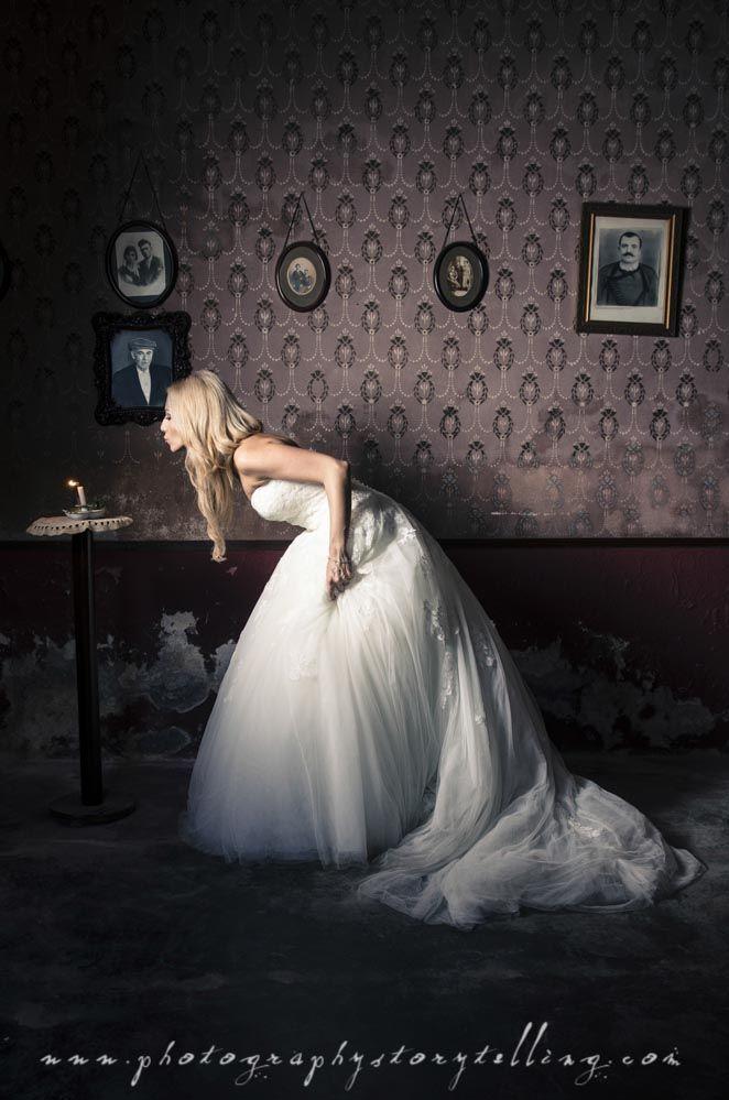 Post Wedding Art Shoot - Photography Storytelling - Iraklion - Crete - Greece [Images: Nikitas Almpanis]