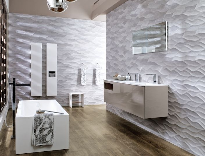 Ona Natural  Dimensional Wall Tile
