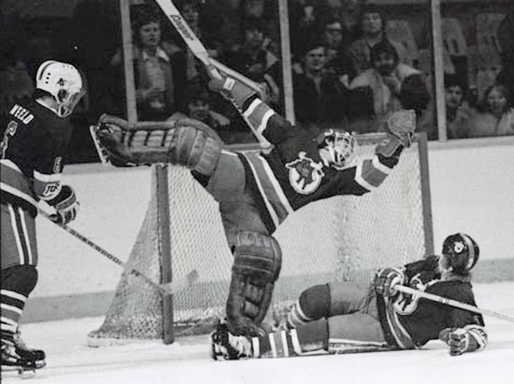 Dave Tataryn, Toronto Toros goalie.