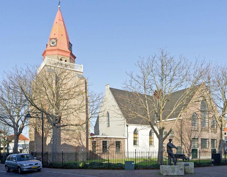 Nederlands Hervormde Kerk - Ouddorp (Goeree-Overflakkee, the Netherlands)