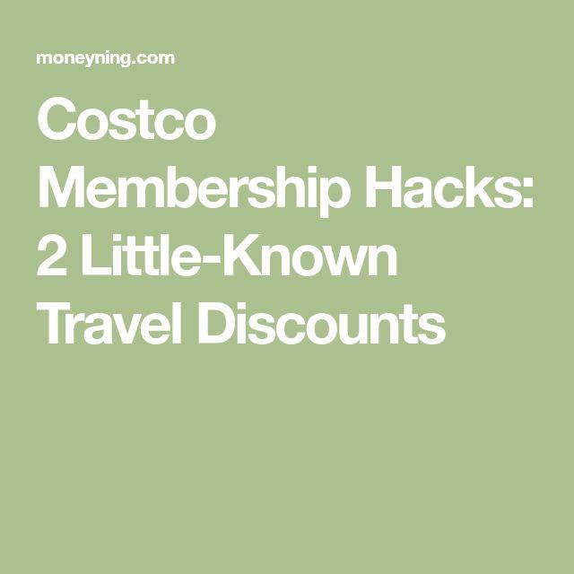 Costco Membership Hacks: 2 Little-Known Travel Discounts