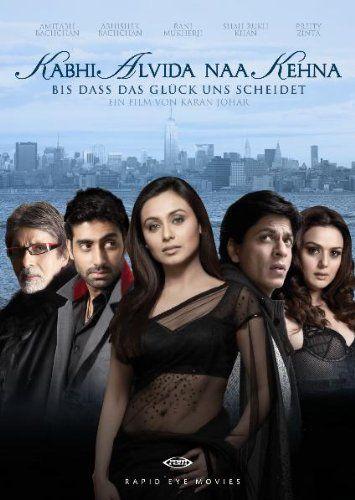Kabhi Alvida Naa Kehna - Bis dass das Glück uns scheidet Einzel-DVD: Amazon.de: KANK: DVD & Blu-ray
