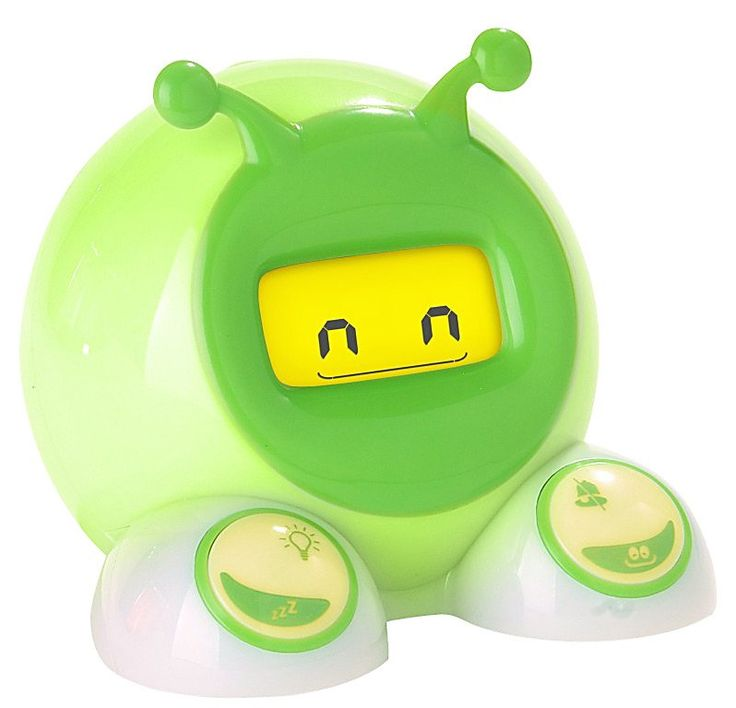 Onaroo OK to Wake! Alarm Clock and Night-Light - Free Shipping
