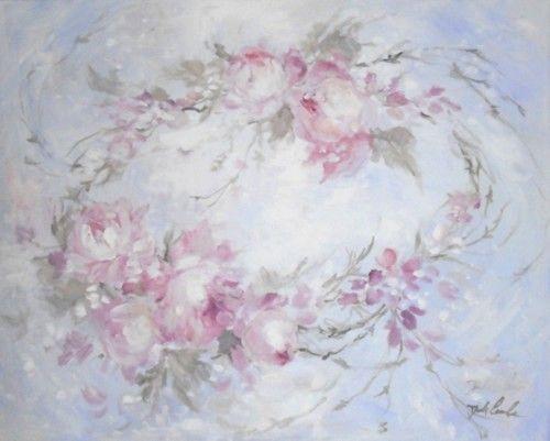 Romantic Roses Crown ~ Debi Coules